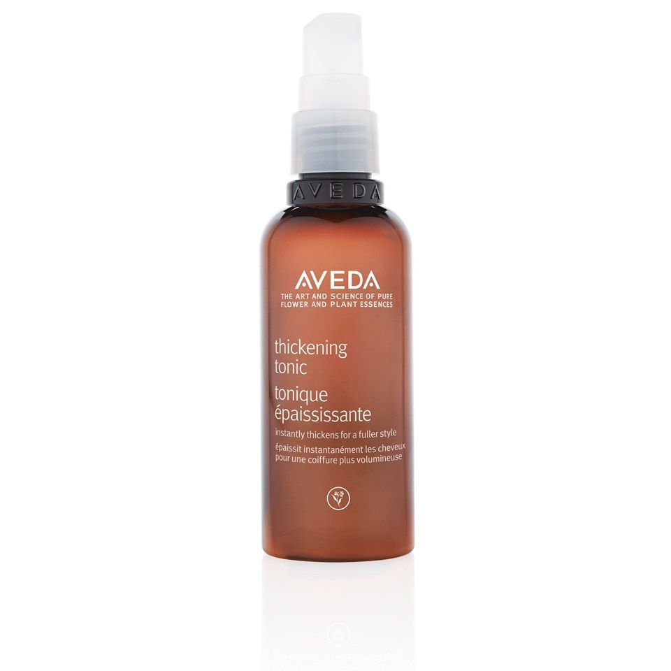 products suitable for thin hair aveda thickening tonic - 改善脱发,打造丰盈发型!