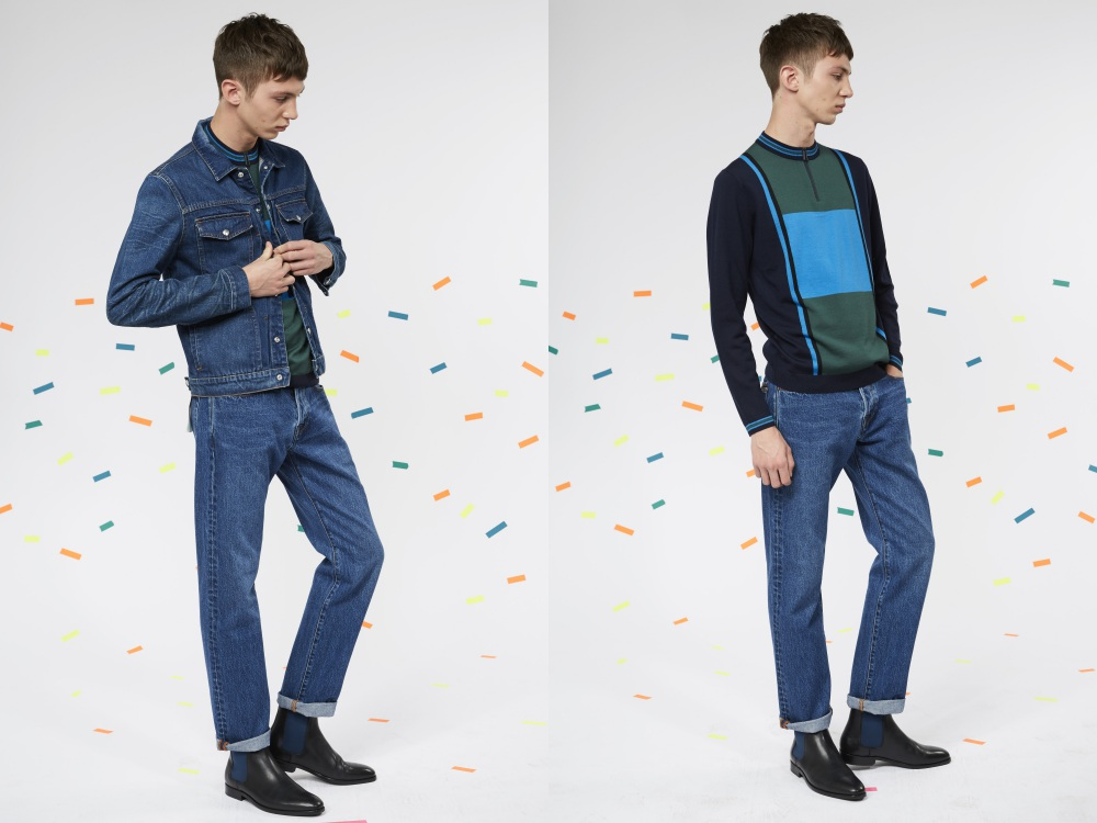 ps paul smith pitti uomo spring summer octopus 2018 12 - 趣味八爪鱼带领你看 PS Paul Smith 春夏设计
