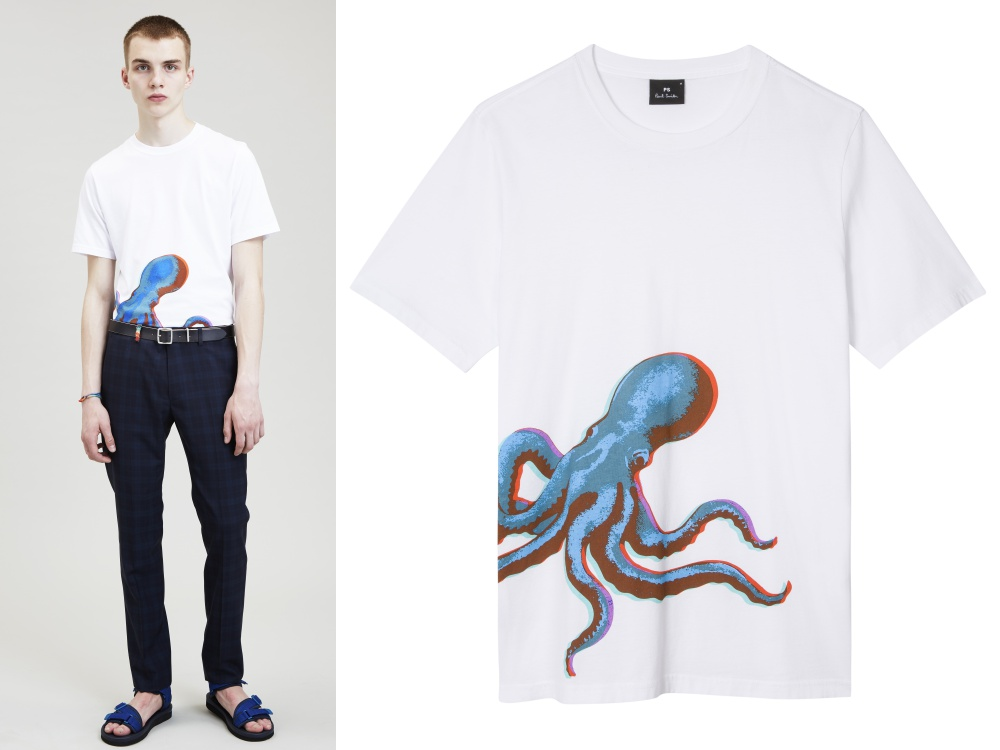 ps paul smith pitti uomo spring summer octopus 2018 2 - 趣味八爪鱼带领你看 PS Paul Smith 春夏设计