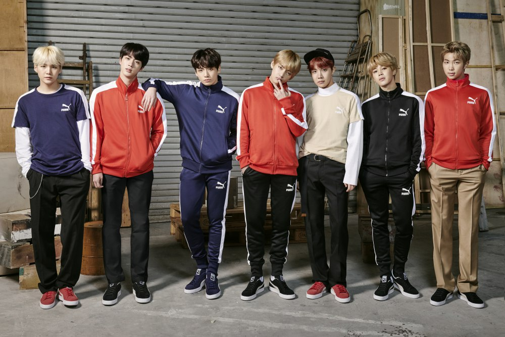puma bts new sports style collection 3 - Puma x BTS 开启活力四射的新章节