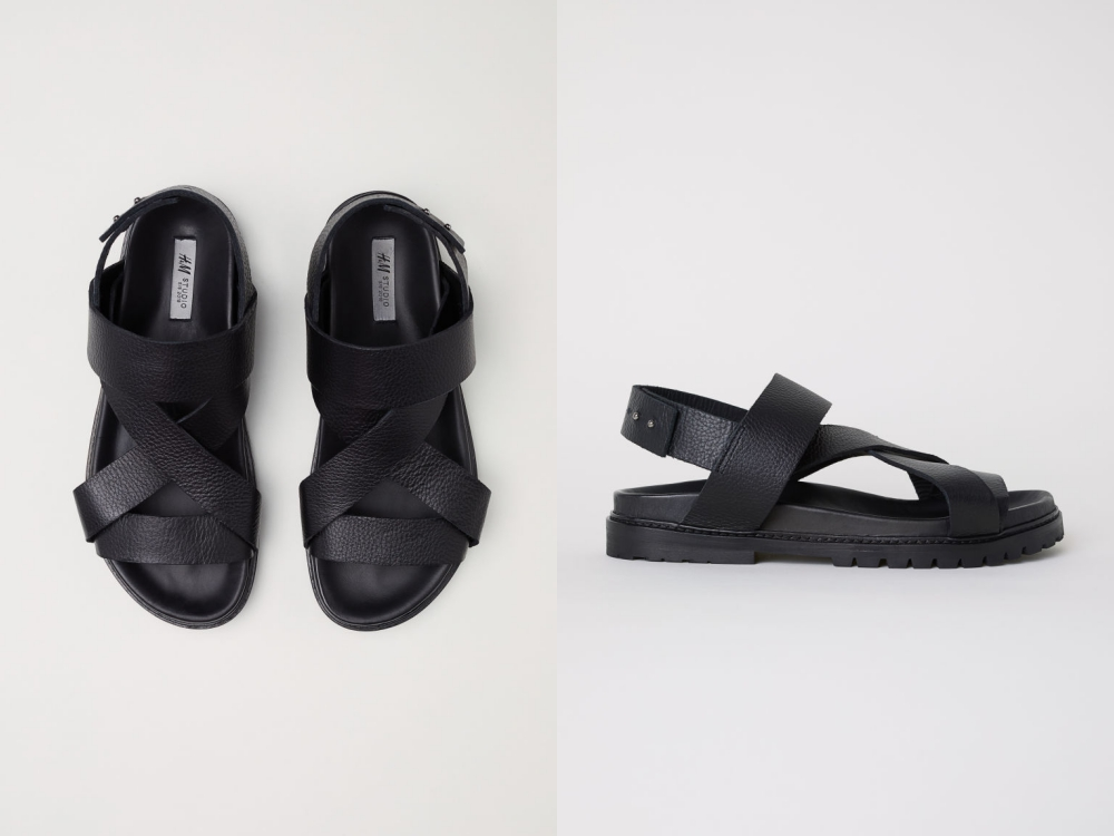 sandals fashion trend men style 15 - 22双春夏凉鞋,穿出随性的型态!