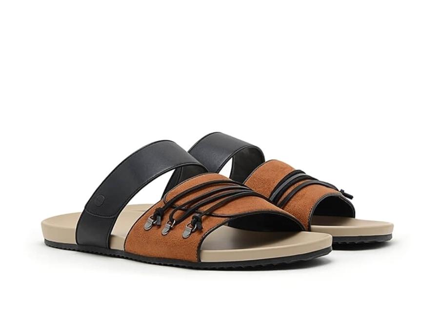 sandals fashion trend men style 18 - 22双春夏凉鞋,穿出随性的型态!