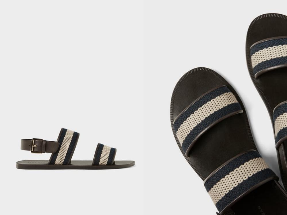 sandals fashion trend men style 8 - 22双春夏凉鞋,穿出随性的型态!