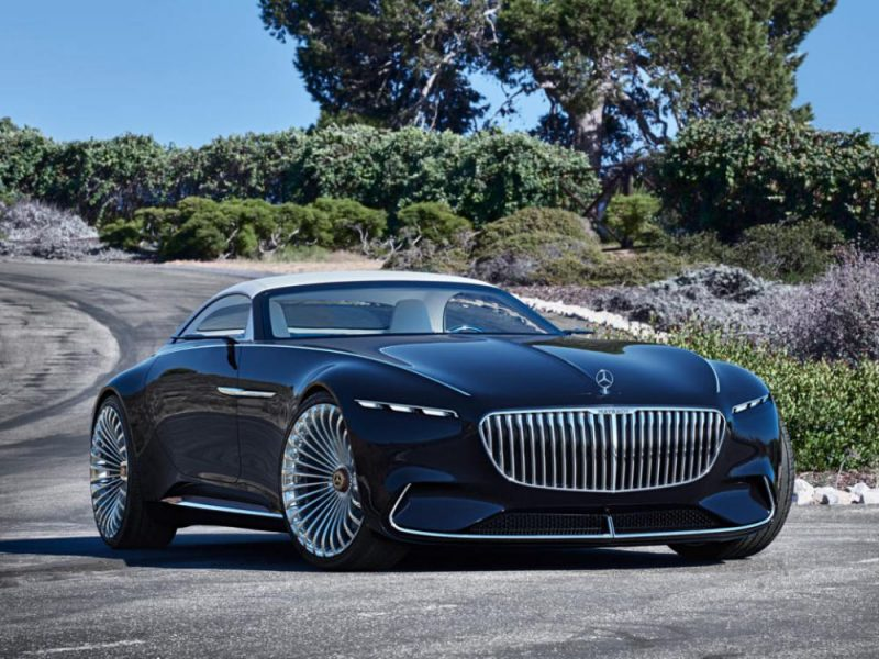 the future car hybrid electric car mercedes benz maybach 6 cabriolet 1 800x600 - Home