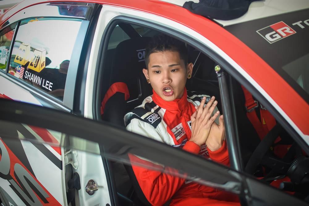 toyota gazoo racing vios challenge shawn lee - Toyota Gazoo Racing 极速挑战!