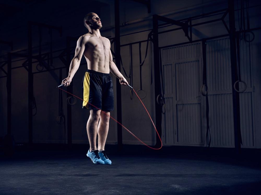 10 jump rope exercises men workout BIG  - 10招简易的跳绳动作,有效燃烧脂肪