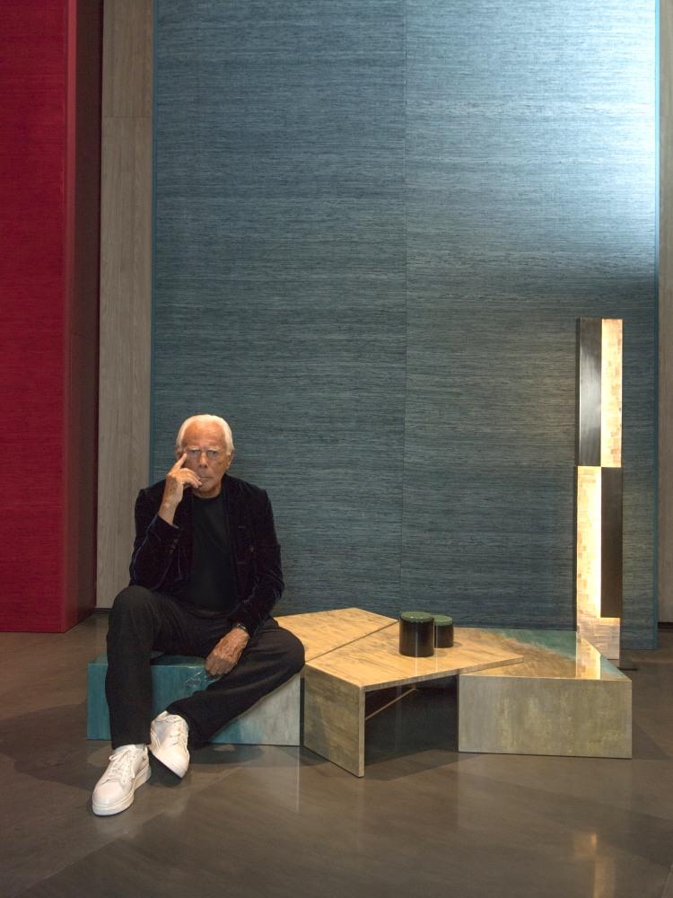 Armani Casa 2018 Salone del Mobile Giorgio Armani  - Armani/Casa 对生活的内敛优雅