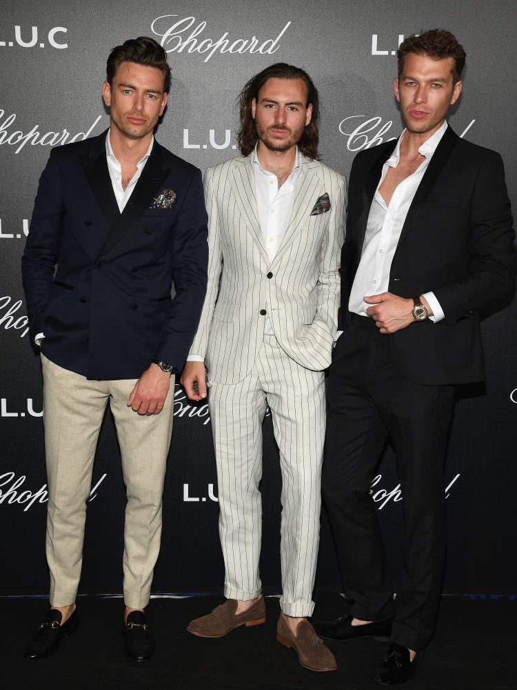 "Chopard Cannes Film Festival Gentlemen Evening party 7 - Chopard 绅士之夜,""星""光灿烂"