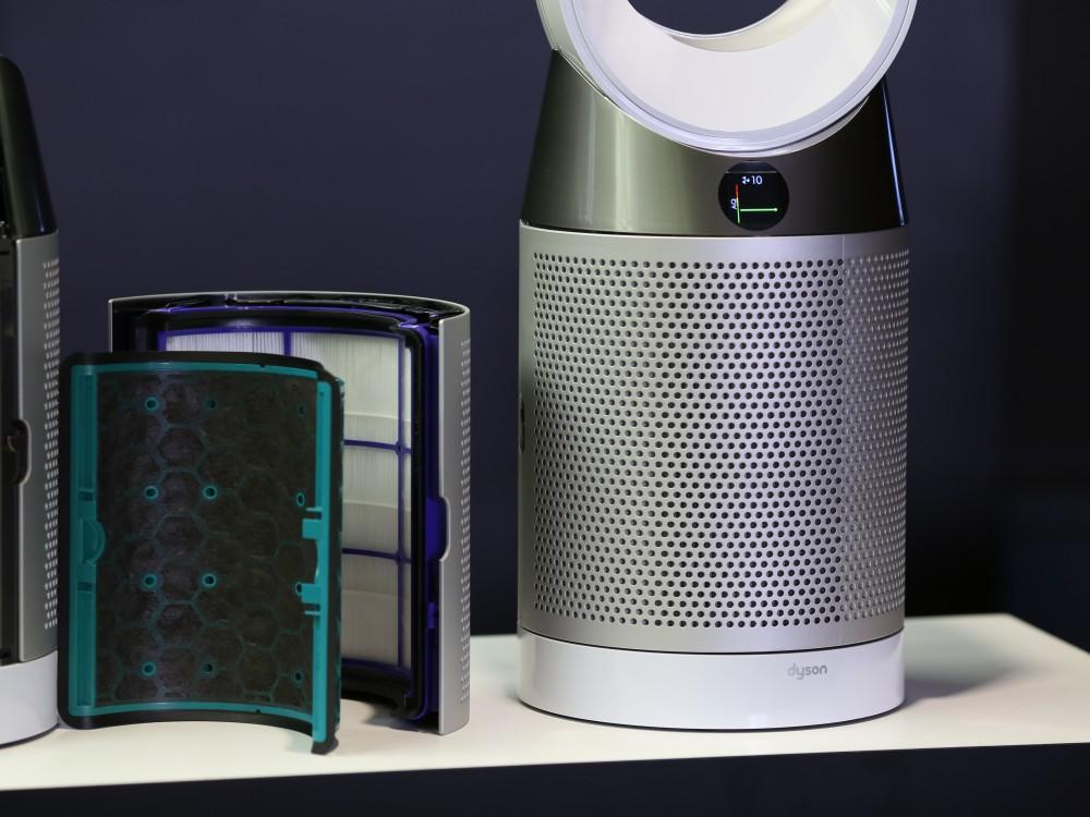 Dyson Pure Cool 1 - 超微污染物的克星!Dyson 新一代 Pure Cool 净化各个角落!