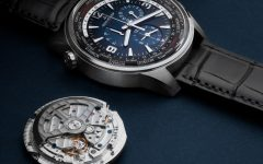 Jaeger LeCoultre Polaris Geographic world time 1 240x150 - Jaeger-LeCoultre 环游旅行者之表