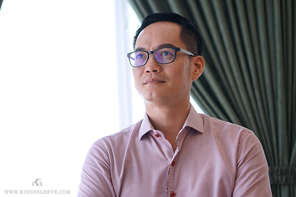 Kingssleeve interview with dato joe yew on business startups advices 2 - 【专题采访】踏上创业之路,每一步都是关键