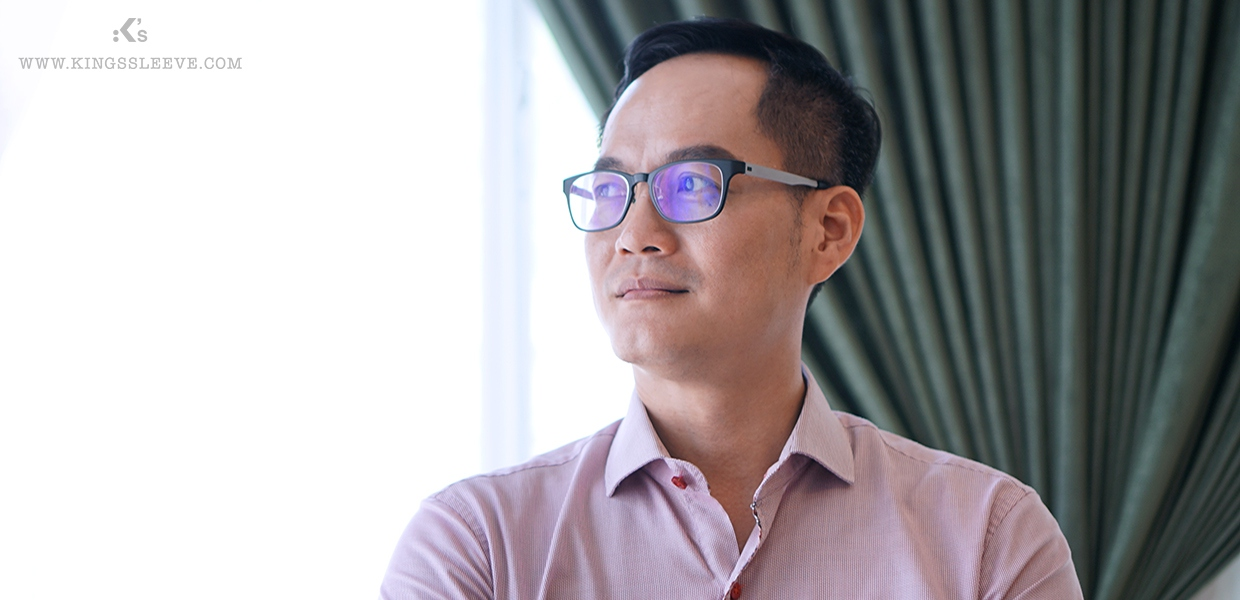 Kingssleeve interview with dato joe yew on business startups advices - 【专题采访】踏上创业之路,每一步都是关键