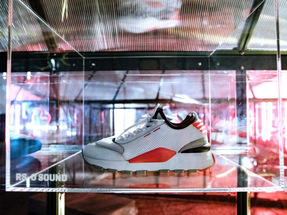 Puma RS 0 Sound 1 - Puma 回归R-System,从零出发!