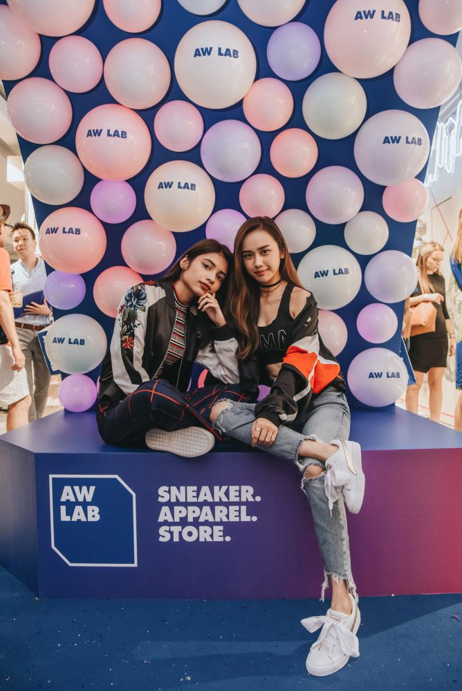 aw lab sportstyle store at klcc first in malaysia 16 - AW LAB 首家旗舰店,炫出运动时尚风潮!