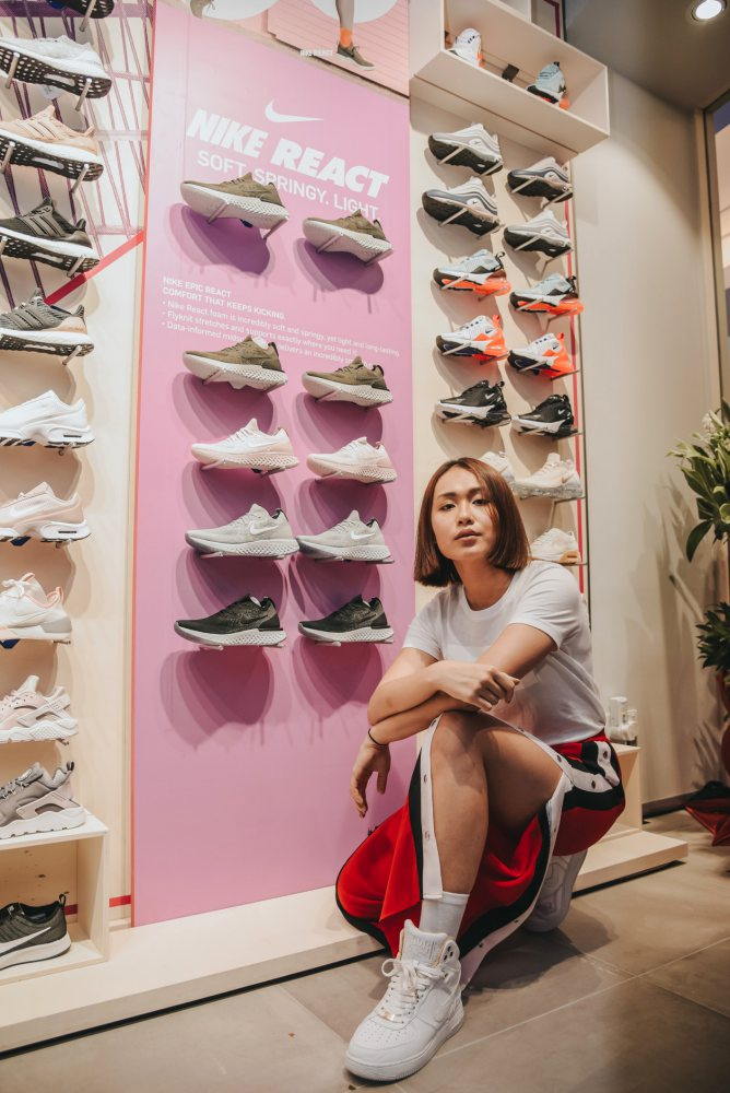 aw lab sportstyle store at klcc first in malaysia 5 - AW LAB 首家旗舰店,炫出运动时尚风潮!