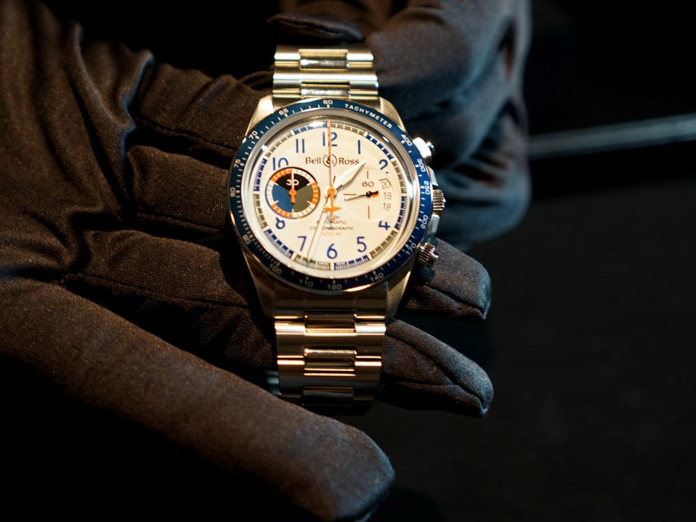 bell ross baselworld collection racing bird chronograph 1 - The never-ending innovation and passion of Bell & Ross