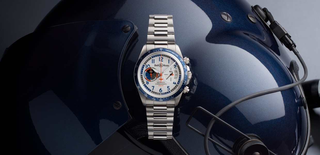 bell ross baselworld collection racing bird chronograph BIG - The never-ending innovation and passion of Bell & Ross