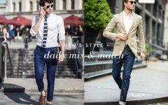 daily mix and match men style BIG  240x150 - 每日变换造型,展现七天心情写照!