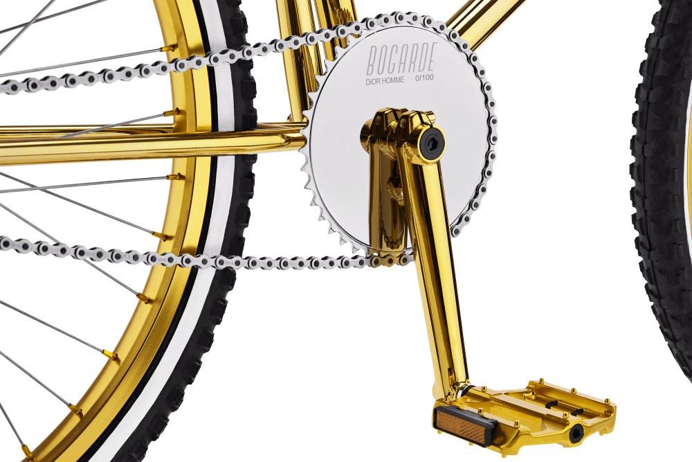 dior homme bmx bogarde 5 - BMX遇上Dior Homme之后的华丽姿态!