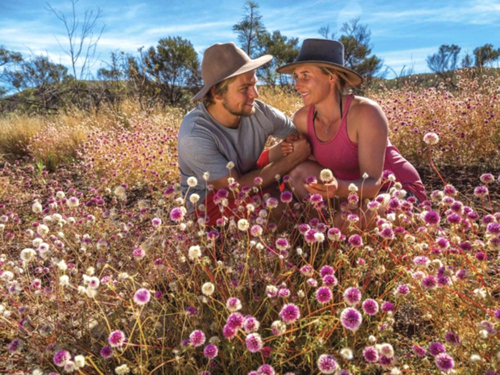 discover western australia wildflower seasons Karijini National Park  - 到西澳去感受赏花海的浪漫