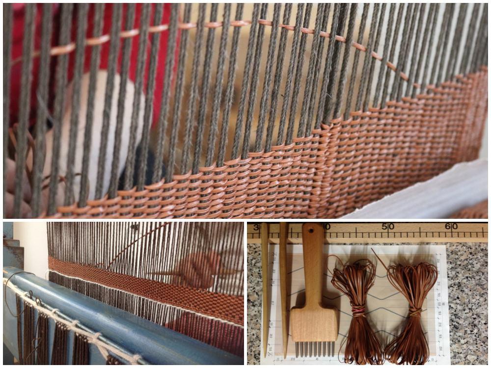 ermenegildo zegna handwoven tapestry produced by altai 1 - Ermenegildo Zegna 再现编织皮革的美学与艺术
