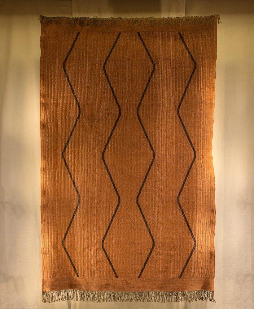 ermenegildo zegna handwoven tapestry produced by altai 3 - Ermenegildo Zegna 再现编织皮革的美学与艺术