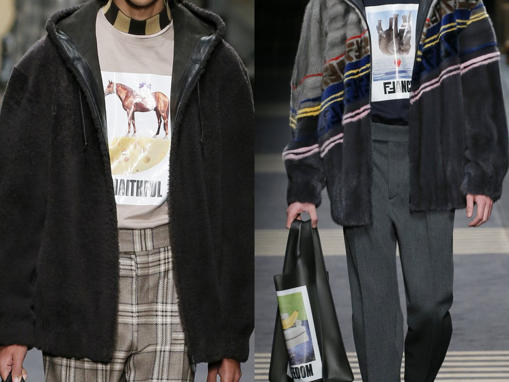 fendi fall winter 2018 mens collection 5 - 启航至Fendi 2018秋冬时尚!