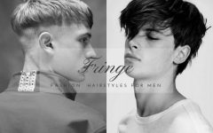 fringe fashion hairstyles for men BIG 240x150 - 4款时尚又减龄的浏海造型!