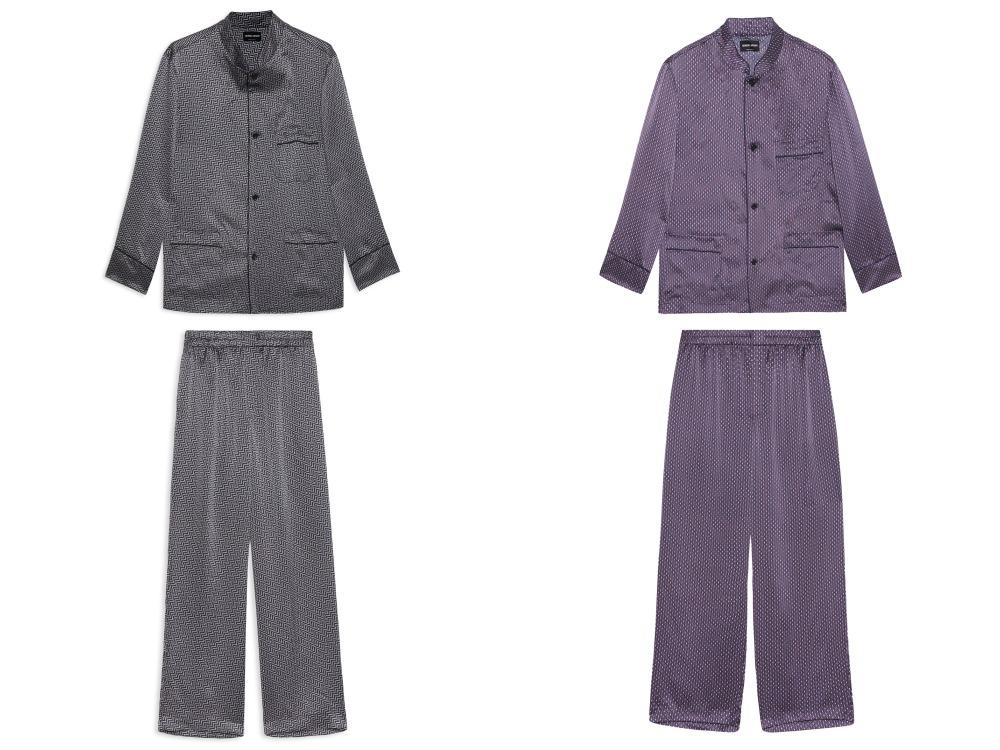 giorgio armani capsule casa homewear collection 2 - Armani/Casa 对生活的内敛优雅