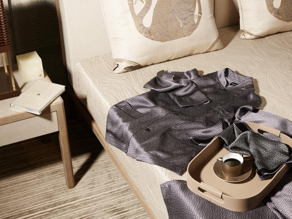 giorgio armani capsule casa homewear collection 4 - Armani/Casa 对生活的内敛优雅