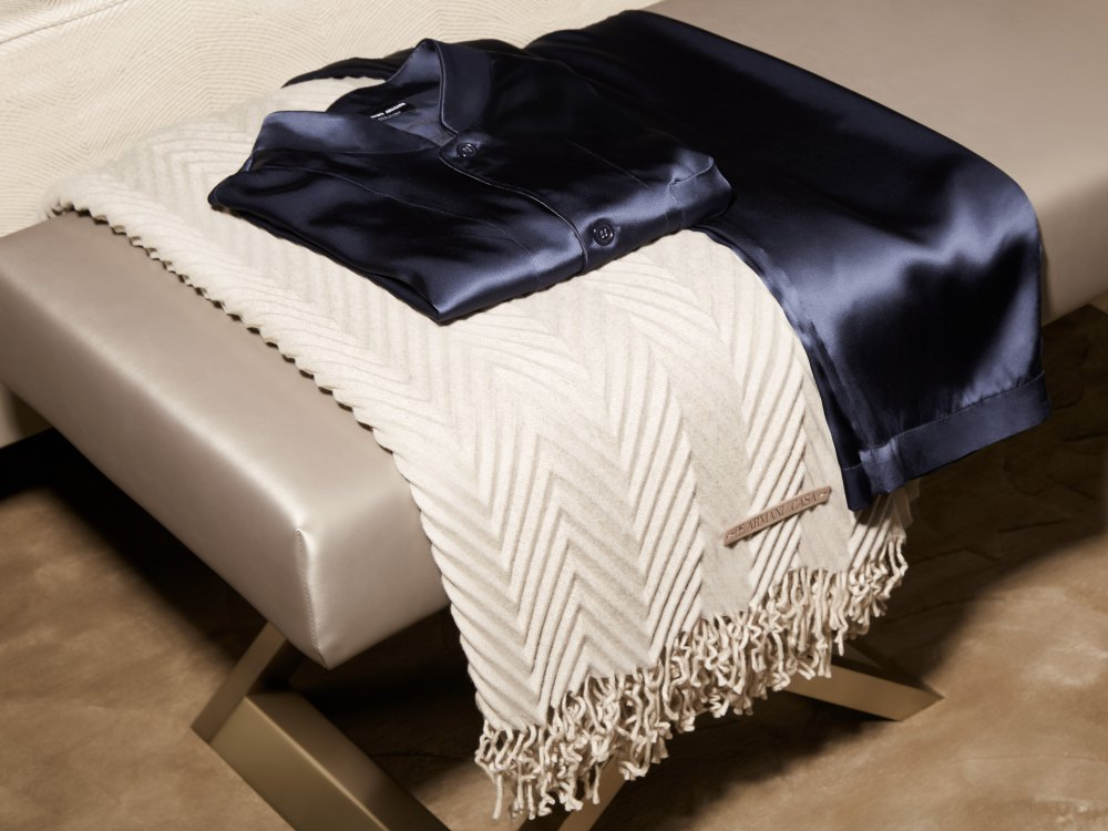 giorgio armani capsule casa homewear collection 6 - Armani/Casa 对生活的内敛优雅