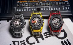 hublot Big Bang Depeche Mode The Singles Limited Edition BIG  240x150 - Hublot 与 Depeche Mode 摇滚风腕表为慈善助力!