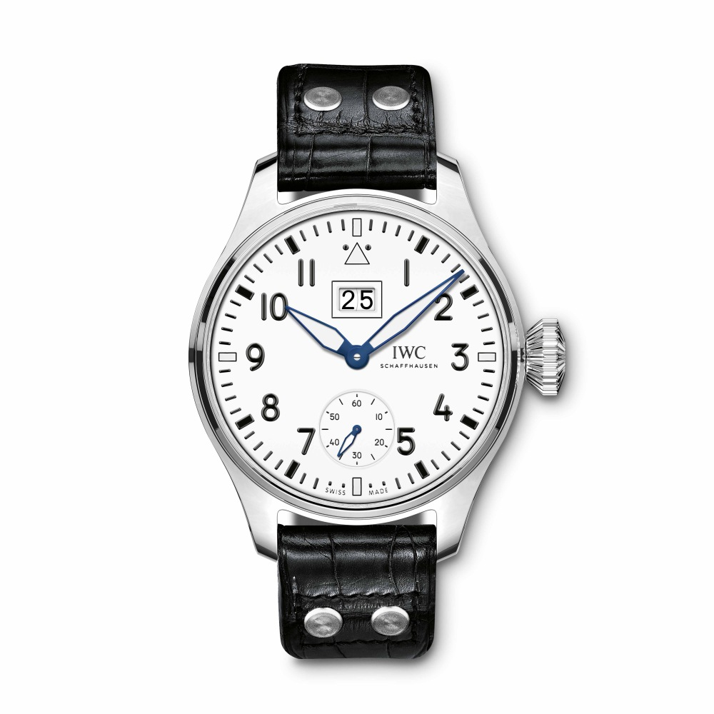 iwc jubilee collection pilot watch 2018 150 years white dials - IWC 飞行员腕表系列添大将!