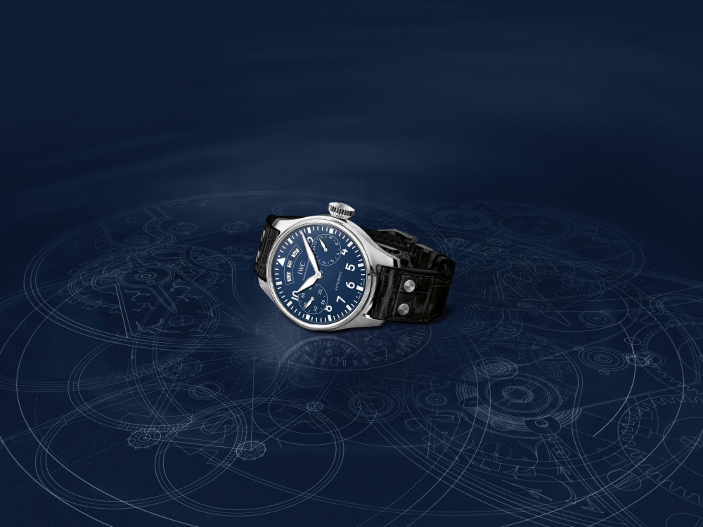 iwc jubilee collection pilot watch 2018 BIG  - IWC 飞行员腕表系列添大将!