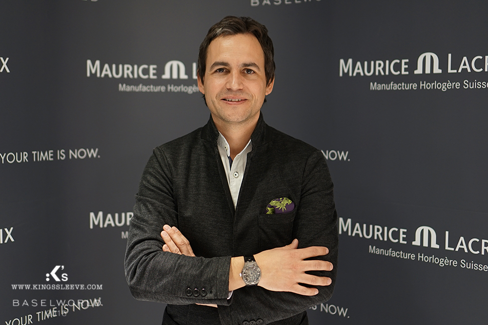 kingssleeve maurice lacroix baselworld 2018  - Maurice Lacroix The Undeniable Allure of the AIKON