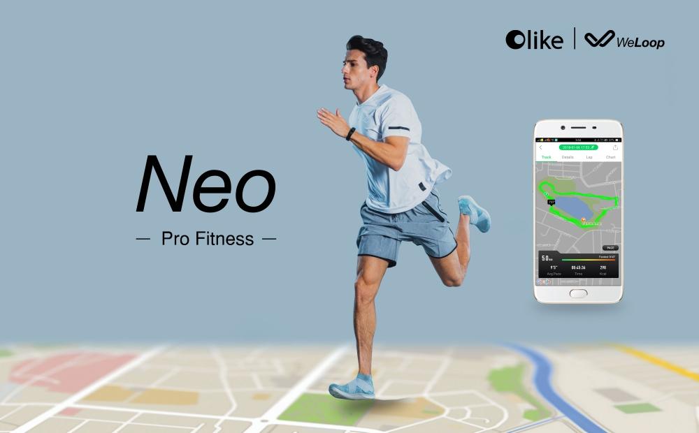 olike malaysia weloop neo pro fitness band 2 - Weloop Neo 将运动风尚佩戴于腕间!