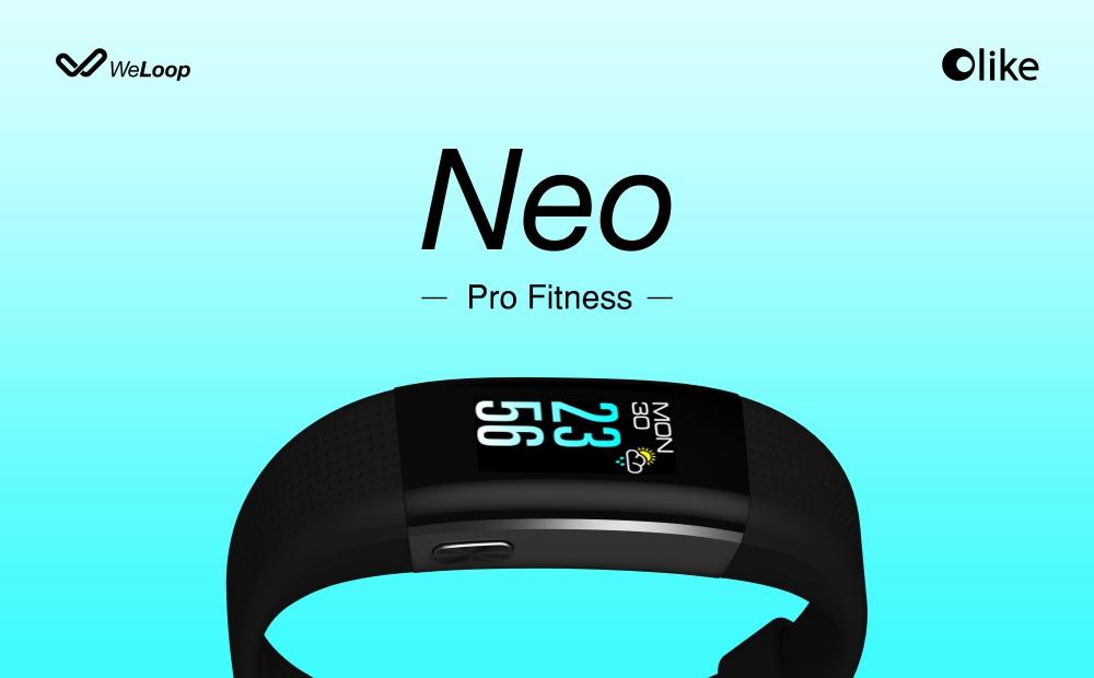 olike malaysia weloop neo pro fitness band 3 - Weloop Neo 将运动风尚佩戴于腕间!