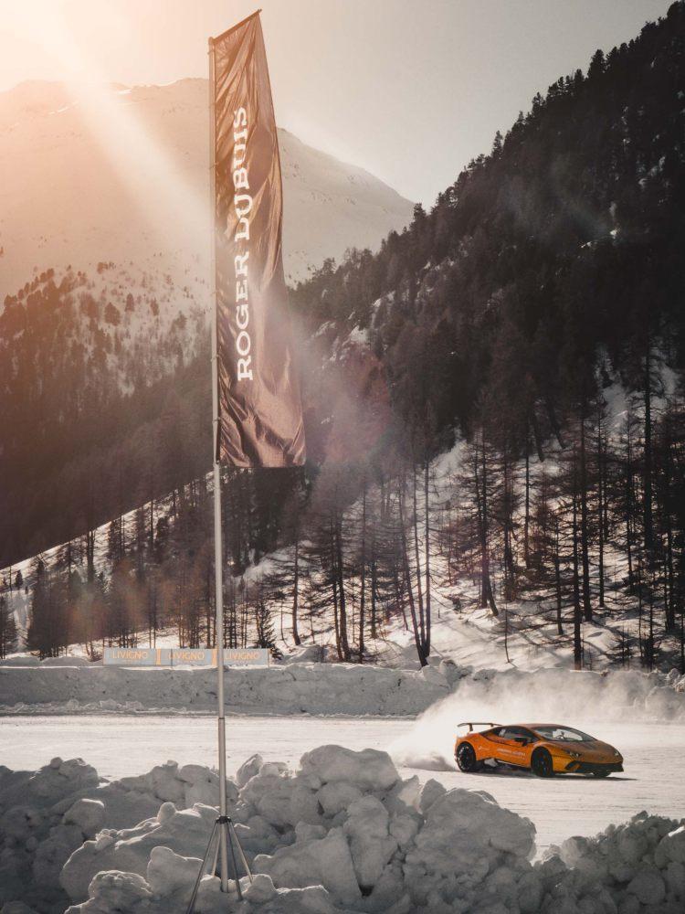 roger dubuis jonolsson excalibur spider pirelli sottozero 4 - Roger Dubuis 展现雪钉轮胎的极致耐力