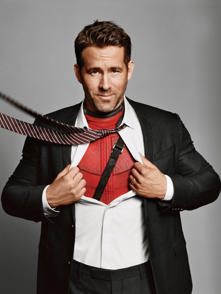 ryan reynolds men fashion hairstyles 5 - 从Ryan Reynolds多变的发型中找灵感!