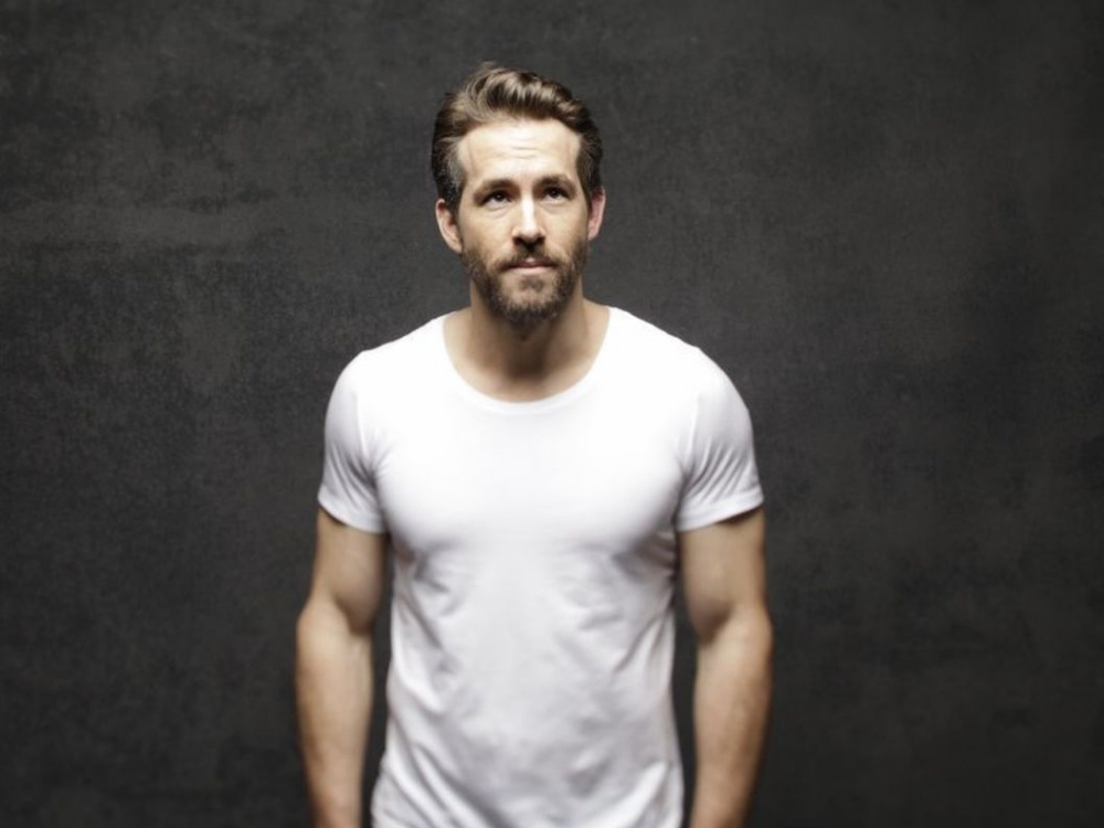 ryan reynolds men fashion hairstyles 6 - 从Ryan Reynolds多变的发型中找灵感!