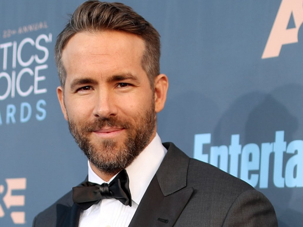 ryan reynolds men fashion hairstyles 7 - 从Ryan Reynolds多变的发型中找灵感!