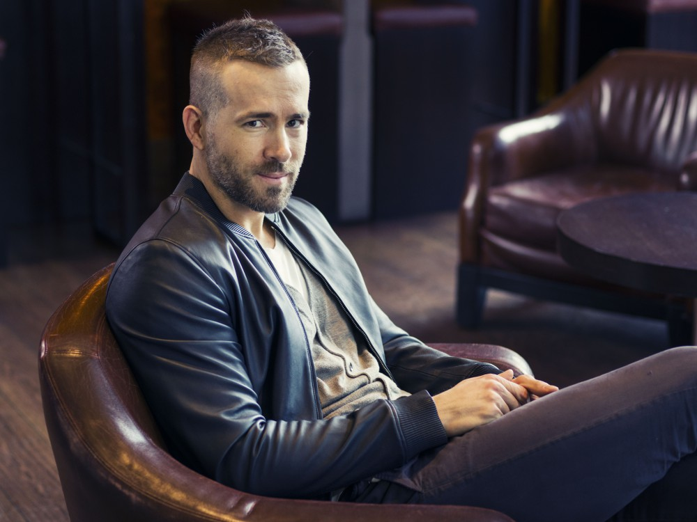 ryan reynolds men fashion hairstyles 8 - 从Ryan Reynolds多变的发型中找灵感!