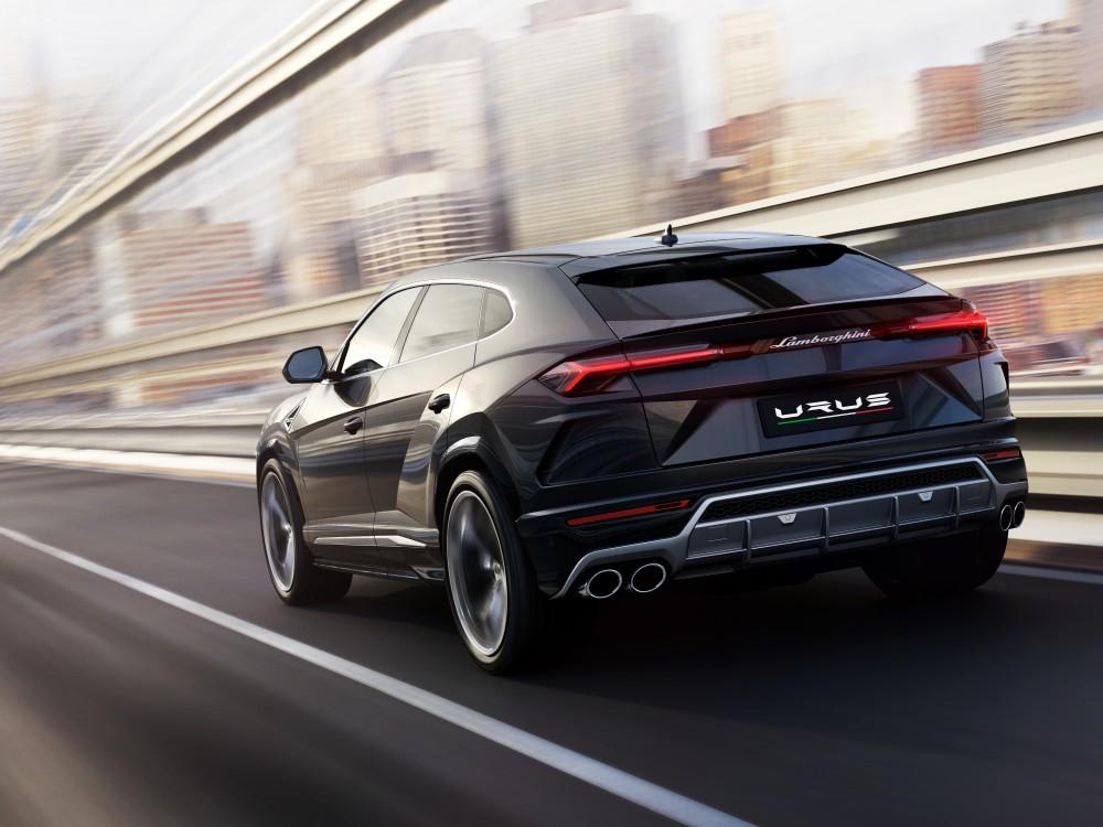 suv 2018 lamborghini urus luxury car 1 - 今季必知的5款豪华动感SUV!