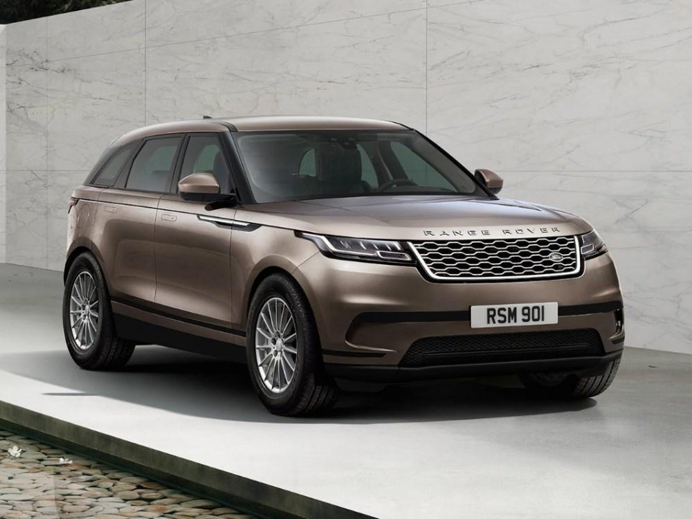 suv 2018 range rover velar 1 - 今季必知的5款豪华动感SUV!