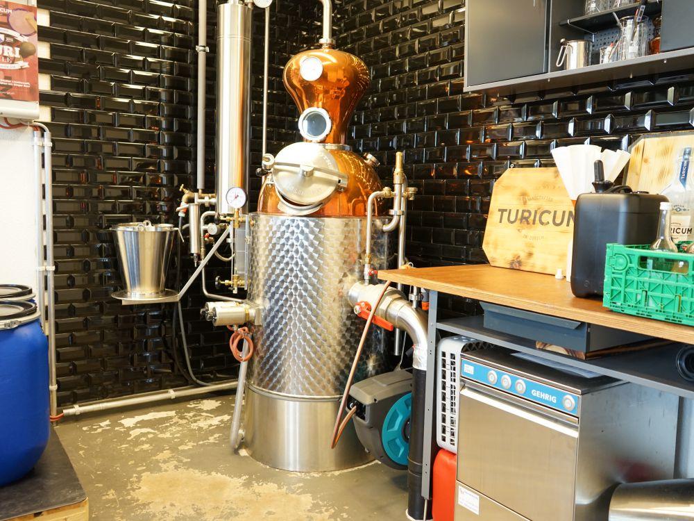 switzerland zurich gin brand turicum 2 - 近距离了解瑞士琴酒品牌 Turicum!
