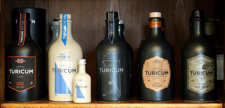 switzerland zurich gin brand turicum BIG - 近距离了解瑞士琴酒品牌 Turicum!