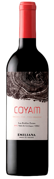 the 10 most admired wine brands that you must know emiliana coyam  - 10个你不可不知的葡萄酒品牌