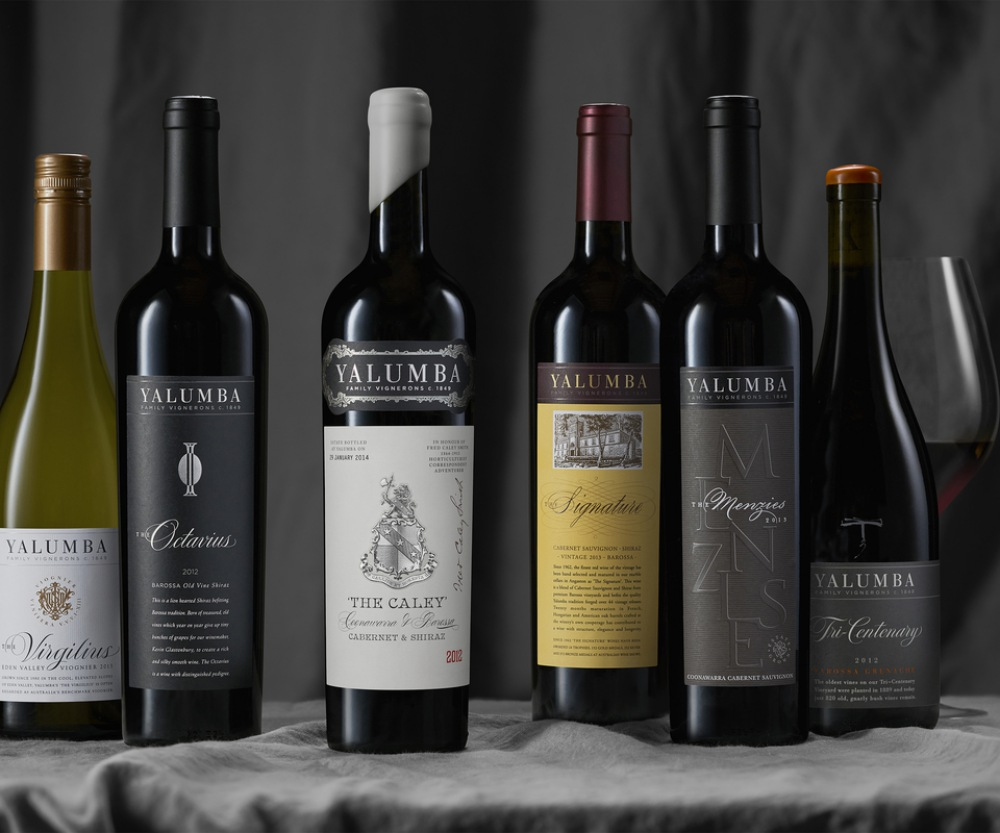 the 10 most admired wine brands that you must know yalumba - 10个你不可不知的葡萄酒品牌