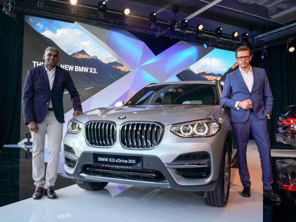 the all new BMW X3 xDrive30i car 12 - BMW X3 奢华动感轻休旅
