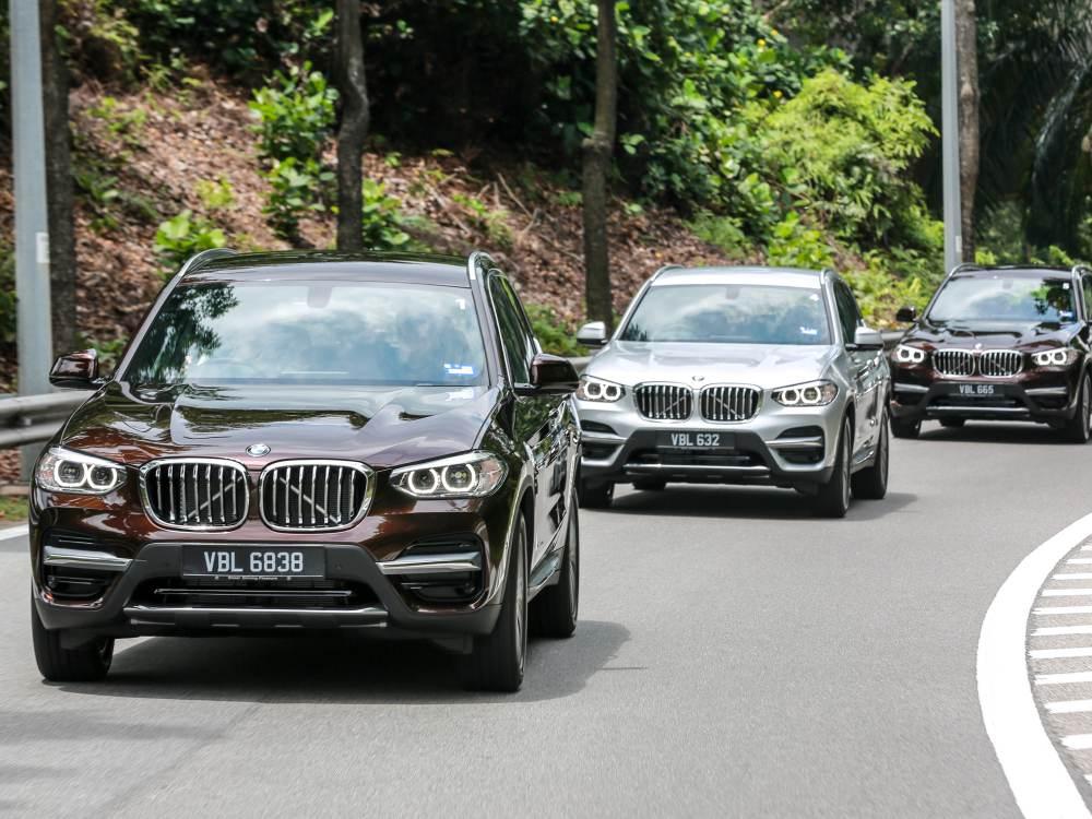 the all new BMW X3 xDrive30i car 15 - BMW X3 奢华动感轻休旅